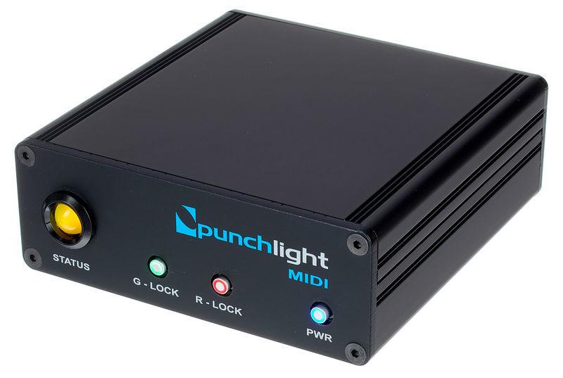 Punchlight MIDI