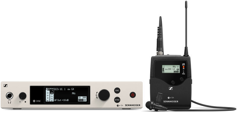 Sennheiser ew 300 G4 ME2 RC AW+ Band