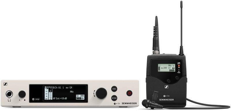 Sennheiser ew 300 G4 ME2 RC GW Band