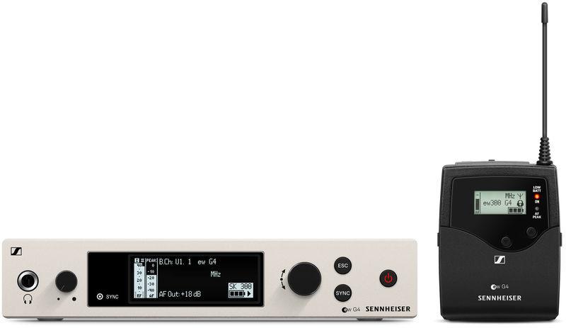 ew 300 G4 Base SK-RC DW Band Sennheiser