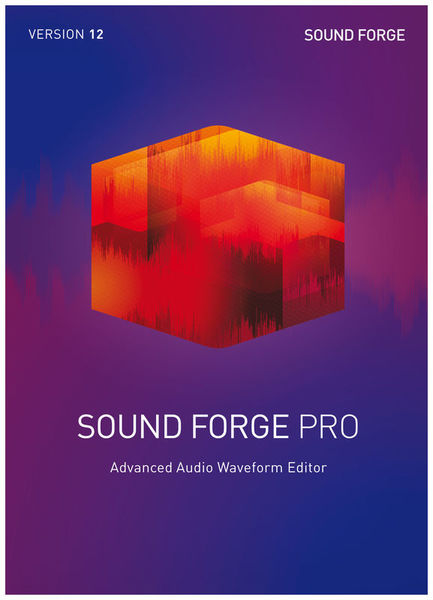 Magix Sound Forge Pro