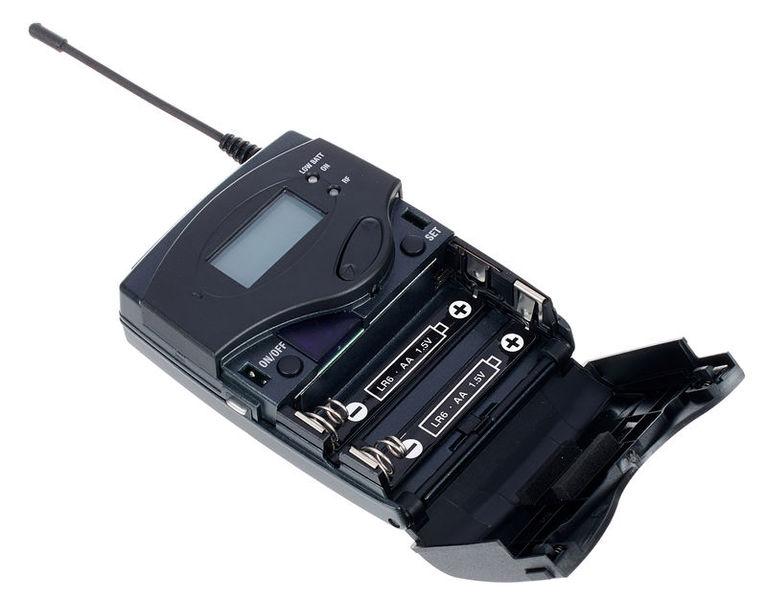 Sennheiser EW 112P G4 Camera-Mount Wireless Omni Lavalier Microphone System