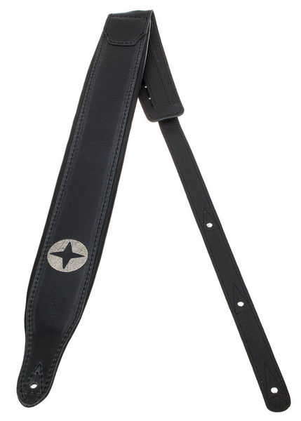 Minotaur North Star Guitar Strap Black