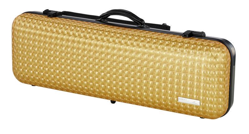Gewa Air Diamond Violin Case Gold