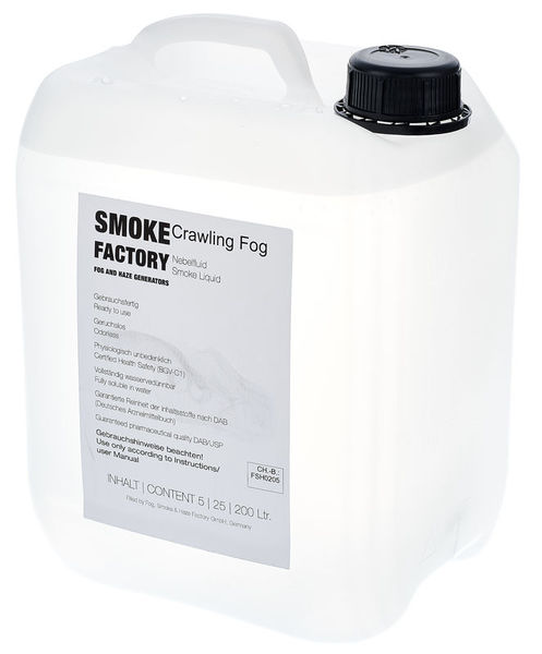 Smoke Factory Crawling Fog 5 Liter