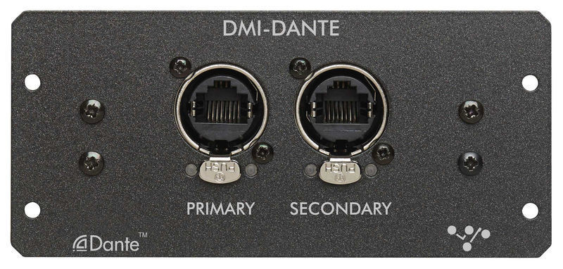 DiGiCo DMI Dante Card