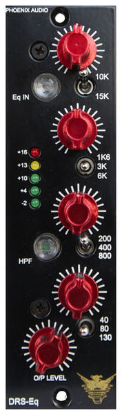 Phoenix Audio DRS-EQ-500
