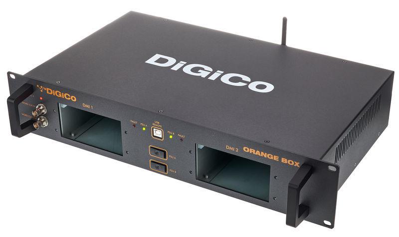 DiGiCo Orange Box