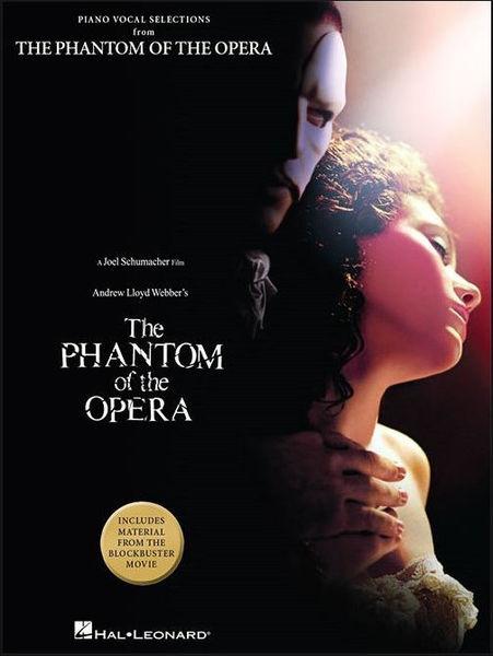 Hal Leonard Phantom Of The Opera PVG