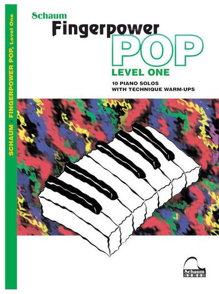 Hal Leonard Fingerpower Pop: Level 1