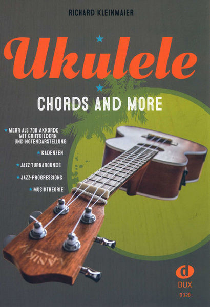 Edition Dux Ukulele Chords And More Thomann Uk