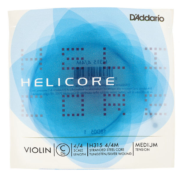 Daddario Helicore Violin C 4/4 medium