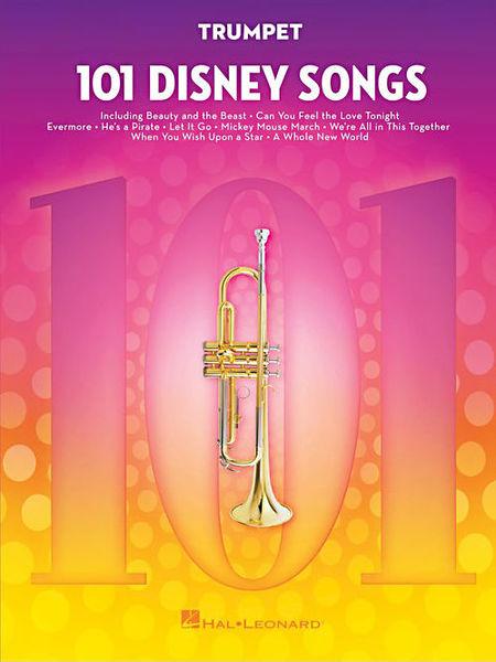 Hal Leonard 101 Disney Songs: Trumpet