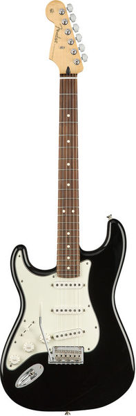 Player Series Strat PF BLK LH Fender