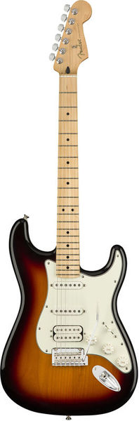 Fender Player Series Strat HSS MN 3TS