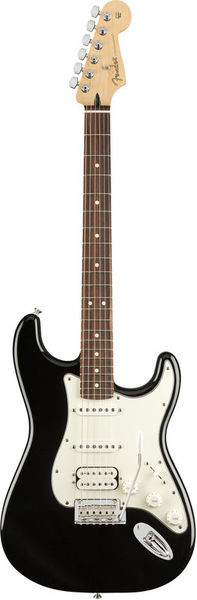 Fender Player Series Strat HSS PF BLK