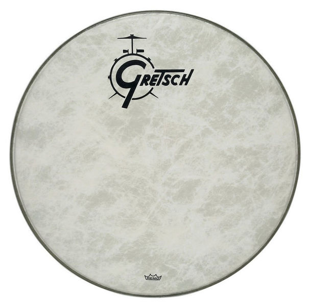 """Gretsch 18"""" Fiberskyn Bass Drum Head"""