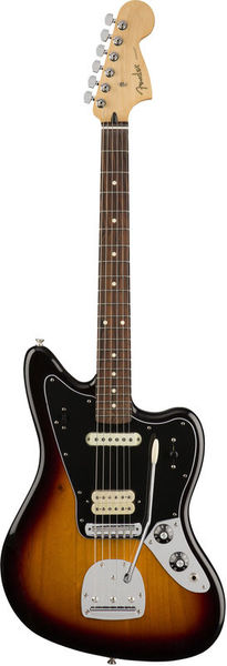 Player Series Jaguar PF 3TS Fender