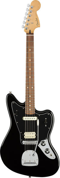 Player Series Jaguar PF BLK Fender