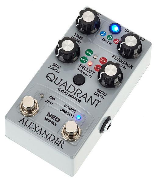 Alexander Pedals Quadrant Delay