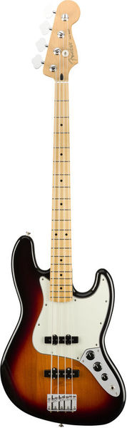 Player Series Jazz Bass MN 3TS Fender