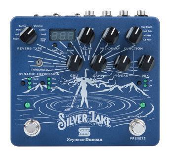 Silver Lake Dynamic Reverb Seymour Duncan