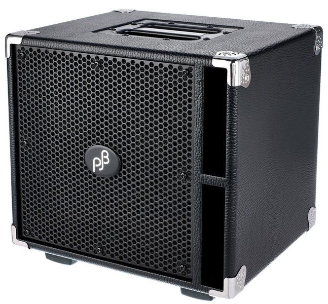 Phil Jones Neo Power Compact 4 Lite BK