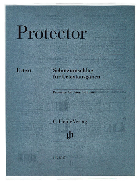 Henle Verlag Protector