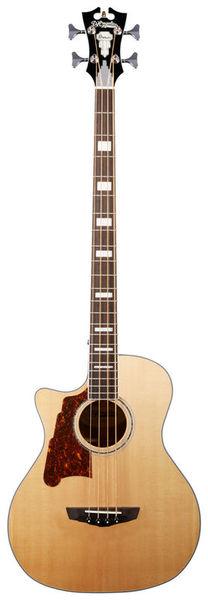 DAngelico Premier Mott Acoustic Bass NT