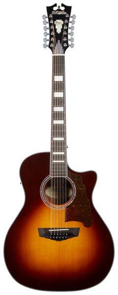 DAngelico Premier Fulton VSB 12 String