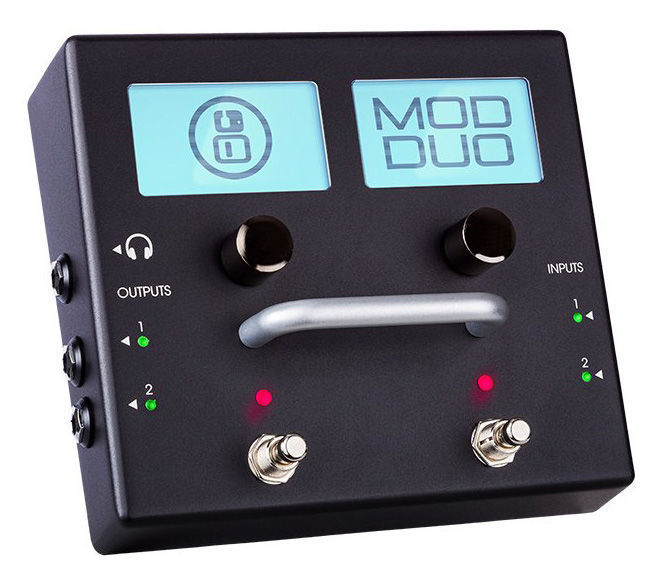 MOD Duo Modular Pedal Mod Devices