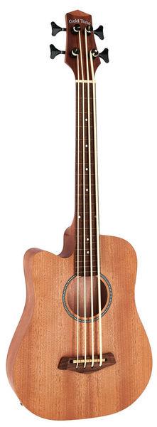 Gold Tone Micro Bass 23 w/Bag FretlessLH