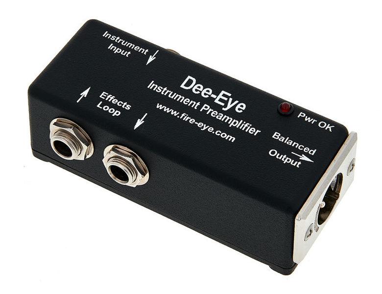 Fire-Eye Dee-Eye Instrument Preamp