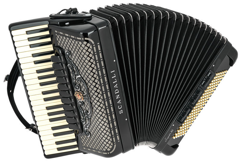 Scandalli Super VI Double Octave