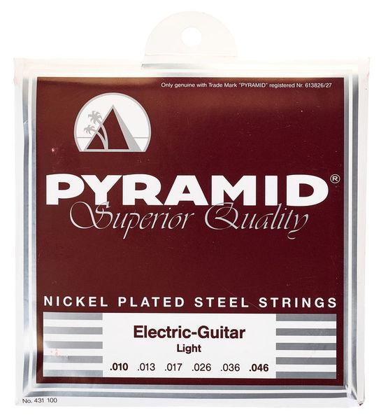 Pyramid Electric Strings 010-046 Light
