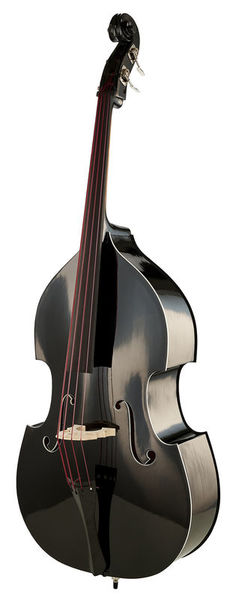 Thomann Rockabilly Double Bass BK/RD