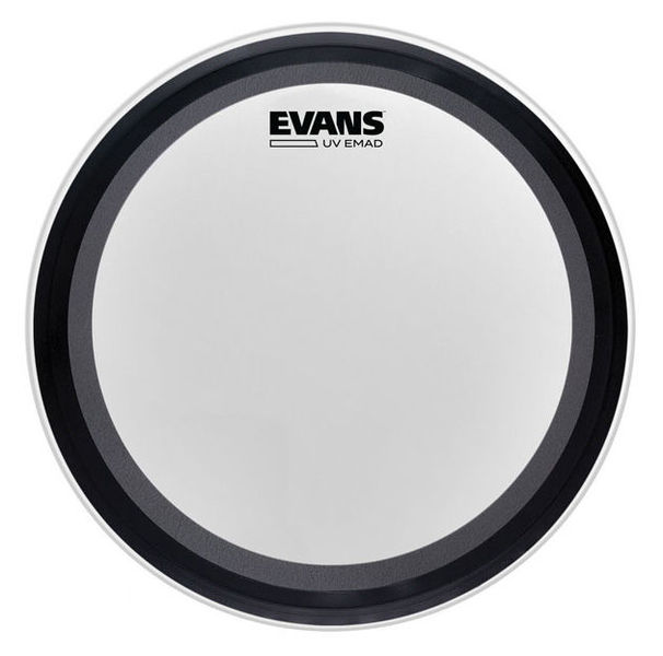 "Evans 20"" EMAD UV Coated Bass"