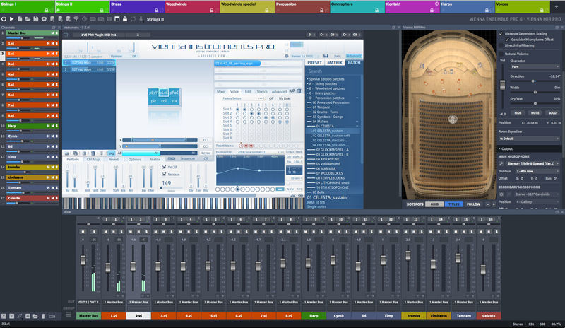 VSL Vienna Ensemble Pro 6