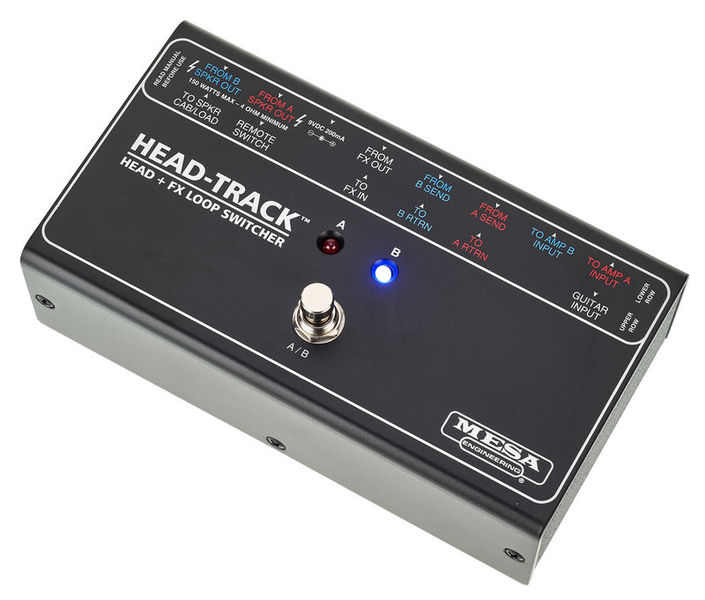 Mesa Boogie Head-Track