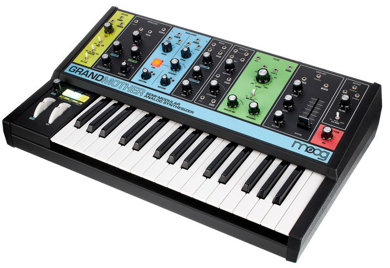 Grandmother Moog