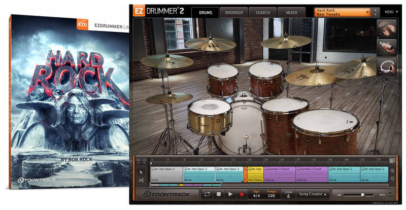 EZX Hard Rock Toontrack