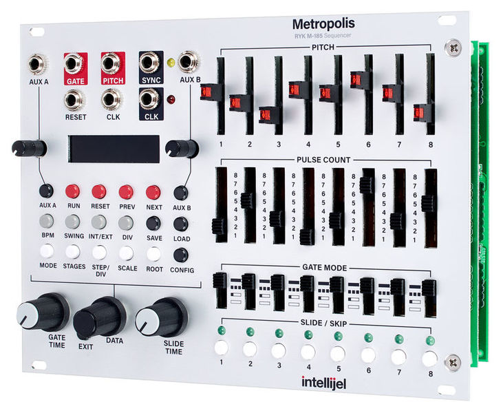 Intellijel Designs Metropolis