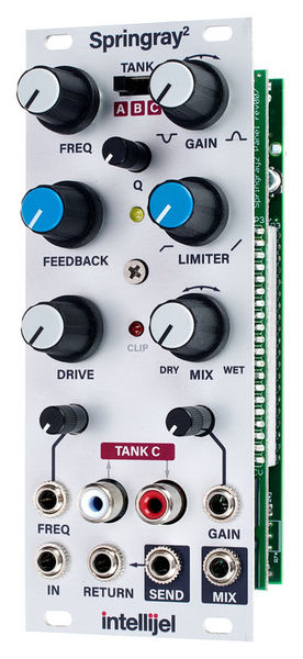 Intellijel Designs Springray II