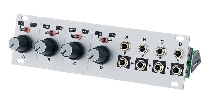 Intellijel Designs Quadratt 1U