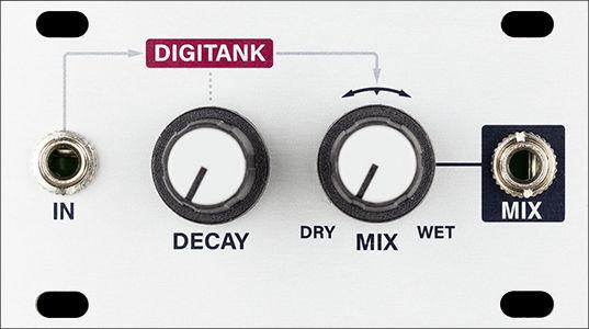 Digiverb 1U Intellijel Designs