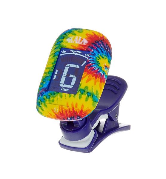 Kala Klipz Clip Tuner Tie-Dye