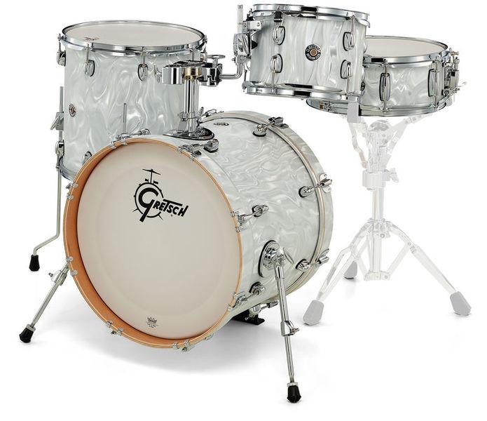 Gretsch Catalina Club Jazz White Swirl