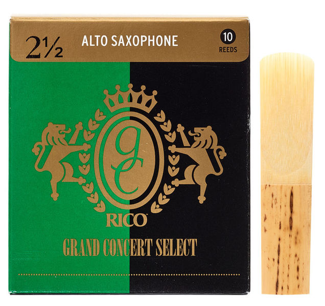 DAddario Woodwinds Grand Concert Select A-Sax 2,5