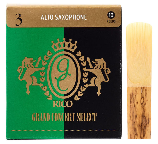 DAddario Woodwinds Grand Concert Select A-Sax 3