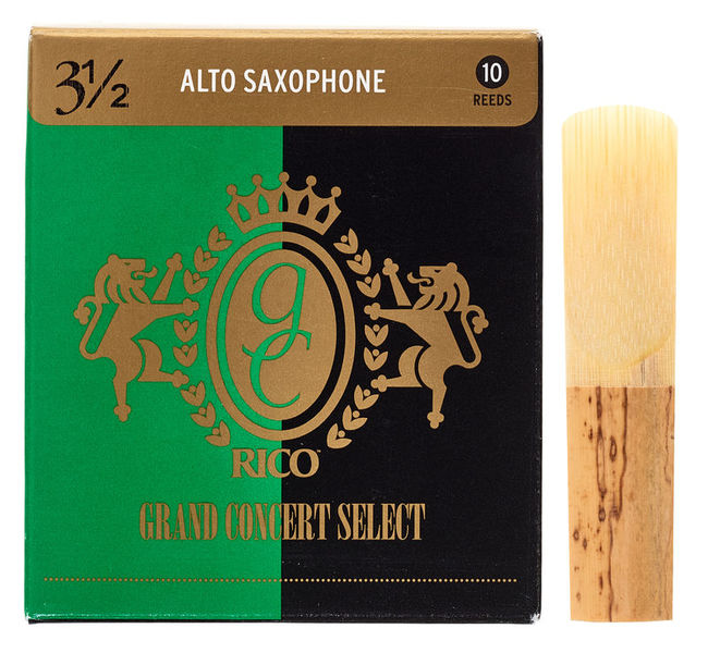 DAddario Woodwinds Grand Concert Select A-Sax 3,5
